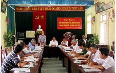 bien soan  Lich su Dang bo xa Tan Duc - Viet Tri - Phu Tho