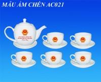 Ấm chén AC021