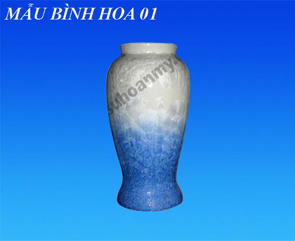 Bình hoa B01