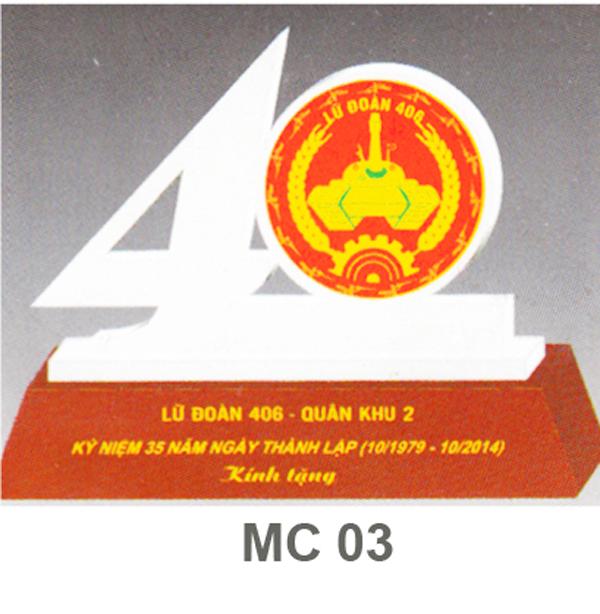 Biểu trưng MC03