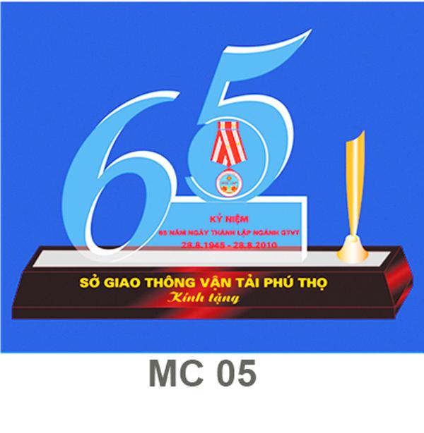 Biểu trưng MC05