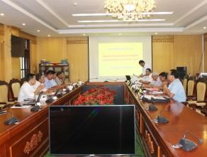 Hội thảo thẩm định cấp tỉnh Lịch sử Đảng bộ xã Tân Kim (1947 - 2017)